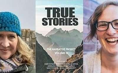 Book Launch — True Stories III